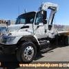 Foto Grua Articulada 9 Tons Camion International 9...