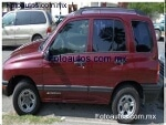 Foto Chevrolet tracker 2003, Monterrey,