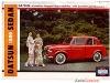 Foto Datsun Bluebird 1959. El primer Nissan en Méxic...
