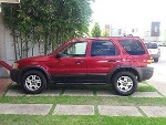 Foto Ford Escape XLT Modelo 2003 Mexicana