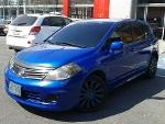 Foto Nissan TIIDA Hatchback 2011 en Ciudad de...