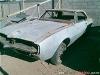 Foto Pontiac firebird Coupe 1967