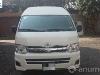 Foto Toyotas hiace sin choques sin adeudos empresa 2011
