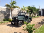 Foto Jeep Willys CJ3B