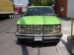 Foto Chevrolet pickup 6 cilindros estandar -92