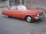 Foto Ford falcon futura coupe 1964