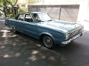 Foto Plymouth 1966, Cambio, Impecable, Belvedere...