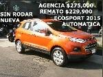 Foto Ford ecosport 2015 automatica nueva sin rodar