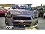 Foto Chevrolet Sonic, Color Plata / Gris, 2012, Jalisco
