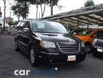 Foto Chrysler Town & Country, Color Negro, 2008,...