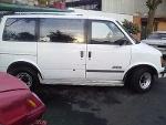 Foto Chevrolet Astro Minivan 1988