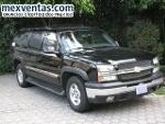 Foto Chevrolet Suburban blindada