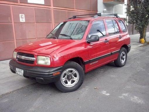 Foto Chevrolet Tracker 2000 200000