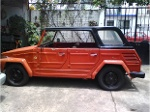 Foto VW Safari 1972 en Cuernavaca