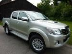 Foto Toyota Hilux 2013, 4x4 disel