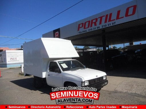 Foto 2002 Nissan Pickup tu Seminuevo a la Venta