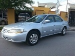Foto Honda Accord Sedán 2002
