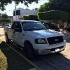 Foto Ford lobo cabina y media caja larga
