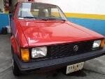 Foto Volkswagen caribe / 1985