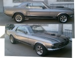 Foto Ford Mustang 1967 Coupe V8 Power Steering...