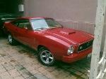 Foto Mustang cobra ii std. 302 1976