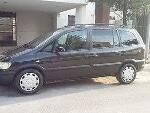 Foto Chevrolet Zafira Minivan 2002