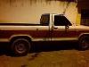 Foto Ford Ranger 4 x 4 1984