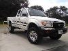 Foto Toyota Tacoma estandar 4 x 4 1998
