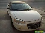 Foto Chrysler Sebring Descapotable 2004