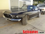 Foto FORD Mustang 1969