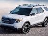 Foto Ford Explorer Familiar 2015