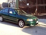Foto Nissan Sentra Sedán 2002