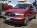 Foto Vendo camioneta gran caravan mod. 91