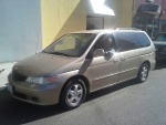 Foto Camioneta Odyssey 2000