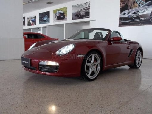 Foto Porsche Boxster 2006 54920