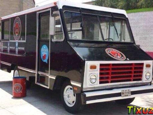 Foto Chevrolet Vanette Food Truck