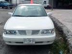 Foto Nissan tsuru blanco