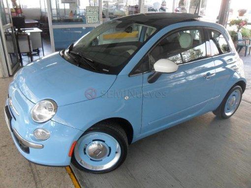 Foto Fiat 500 2015 6400