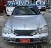 Foto Mercedes-Benz C240, Piel, Quemacocos, Controles...