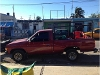 Foto Nissan pick up