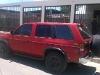 Foto Vendo mi pathfinder 95 4X4 afiliarda roja con...