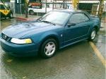 Foto Mustang convertible 99