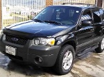 Foto Ford Escape 5 Ptas Limited Negra 2005