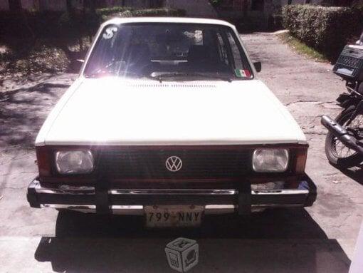 Foto Volkswagen Modelo Caribe año 1982 en Cuajimalpa...