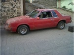 Foto Mustang hard top 4cil std 1979