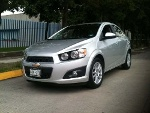 Foto Chevrolet Sonic Ltz 2013