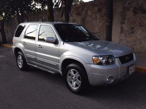 Foto Ford Escape 5p XLT aut piel Limited