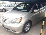 Foto Honda Odyssey 5p Touring minivan aut CD q/c DVD