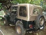 Foto Jeep Willys 4 x 4 1961 L-134 h.