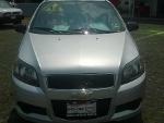 Foto Chevrolet Aveo LS Automático Aire 2014 en...